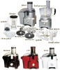 Multifunctional 450W juicer mixer grinder
