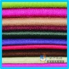 polyester microfiber woven suede fabric
