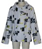 Kid Printed Fleece Jacket