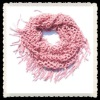 Fancy Fish Net Yarn Scarf