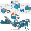 XKP-560 Model Scrap Tire Processing Machine