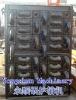 Square cast iron economizer