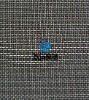 plain woven mesh