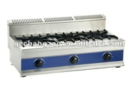 Commercial Gas cooker 3 Burners(ZML-3T)