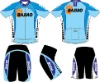 Custom Cycling Jersey Design cycling wear+ Bicycle shorts