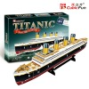Cubic fun Titanic novel promotion gift ideas