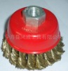 Knot Cup Brush 85 x M10 x 1.5 Wire