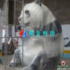 Outdoor Playground Animal Model Of Panda