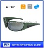 Trendy uv400 protection special sports glasses