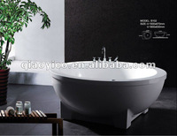 2012(High quality)simple acrylic bathtub