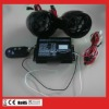 waterproof motorcycle fm radio mp3 system