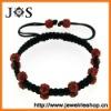 Hottest Bracelets Fashion Jewelry Disco Ball Shamballa Bracelet Handmade Jewelry