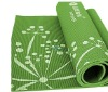 Eco-friendly New Pattern Skidproof Soft SBR Neoprene Yoga Mat 05