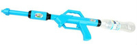 Best Sell Plastic Water Super Soaker (Cola Gun) W/ Soft Bottle MJ1028B-4