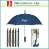 Advertising Golf Umbrella with customer's logo