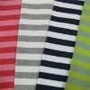2*2 spandex yarn-dyed knitted rib fabric GLK-1