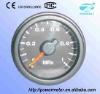 50MM black case pressure gauge for auto parts car part