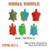 SMALL TURTLE VIVID TURTLE toys promotional toys