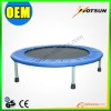 2012 hot sale mini trampoline for fitness