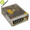 47Hz Triple Output Switching Power Supply with 170 to 264V AC Input Voltage Range