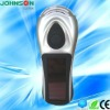 3 LED solor hand Crank flash light Hand Crank solar Dynamo Torch
