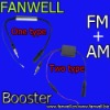 AM/FM Car antenna amplifier