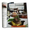 Soft cover food magazine printing