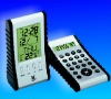 Multifunction calculator with desk alarm clock calendar