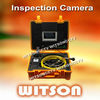 WITSON Pipe Inspection Camera W3-CMP3188DN with 20/30/40m cable & Monitor case with built-in DVR
