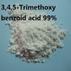 100kg 3,4,5-Trimethoxybenzoic Acid 99%; Gallic Acid Trimethyl Ether, CAS 118-41-2, EINECS 204-248-2