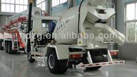 12m3 construction mixer truck machinery