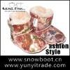 genuine sheepskin baby snow boots Double face sheepskin boot classic baby shoes