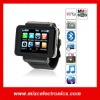 Unlocked Quad band Touch Screen Watch Mobile Phone