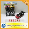 Cheapest Plastic Car Toy 17.5x7x6 cm pull back car (182071)