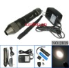 TrustFire X1 aluminum Test Jewellery 9V Xenon Flashlight