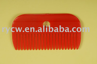 horse curry brush/mane comb/grooming