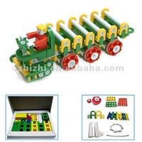 LASY Creative Kids Plastic ASB Preschool Safe Durable toy building system