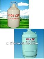 Liquid nitrogen storage tank