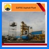 SAP80 Asphalt Hot Mix Plant (80 t/h)