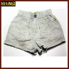 2013 summer apricot color children shorts girls short kids shorts girls skorts girl jeans