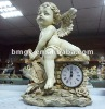 2012 hot sale 44cm height angel girl large feather angel wings