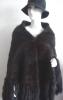 mink shawl(510Y)