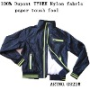 100%TYVEK JACKET,WINDBREAKER, SPORTWEAR