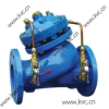 Diaphragm Type Multifunctional Pump Control Valve