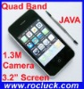 Dual SIM Card i68+ 3G Quad Band China Mobile