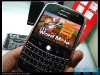Hot Seller! BlackBerry 9000 cell phone Quad-band Dual sim dual standby Wifi TV Free Bluetooth DH009