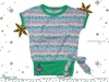 children girls' printed tops