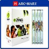Zumba fitness workout 4 DVD boxset US version #DM011