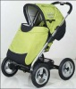 baby pram with foot cover