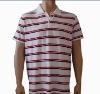 men's stripe t-shirt,ZZJC-140